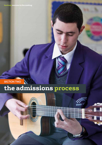 Hackney School Admissions Brochure